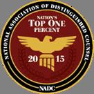 top 1 percent award